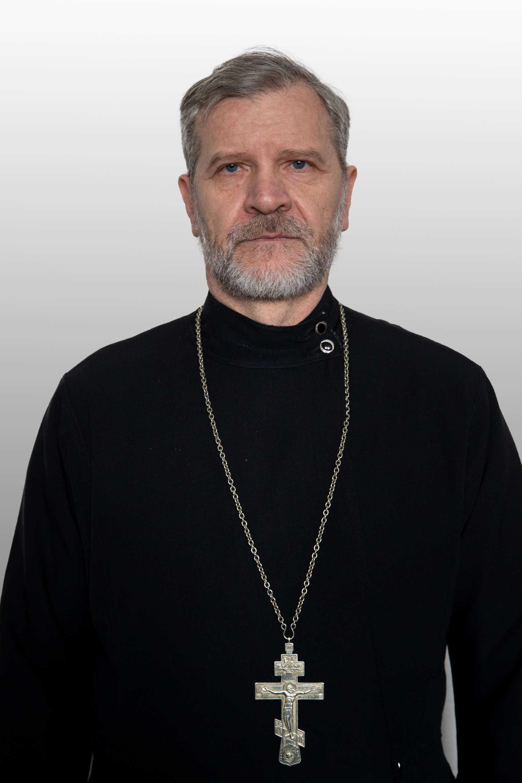 Иерей Евгений Елфимчев