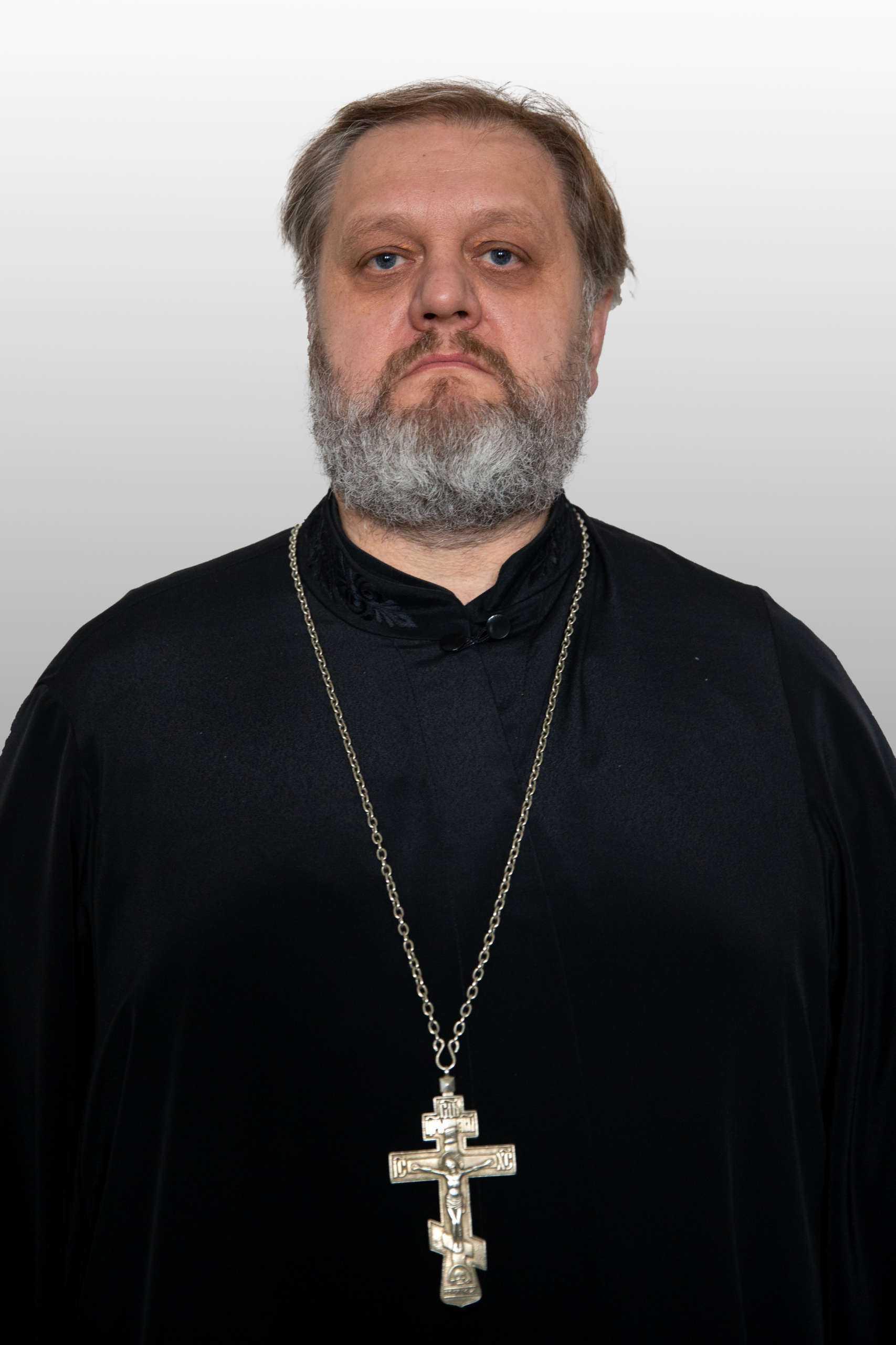 Иерей Георгий Рощупкин