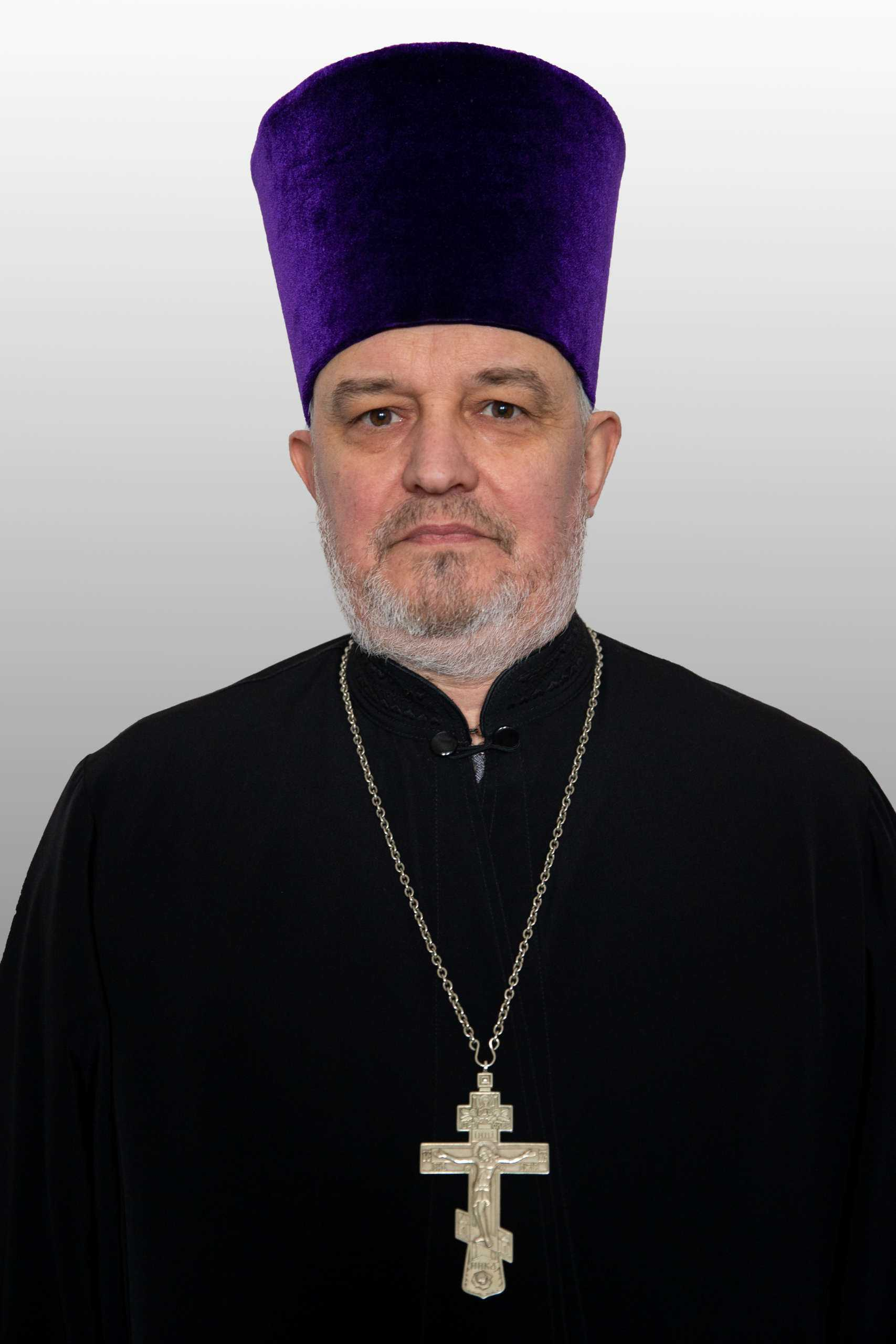 Иерей Вадим Миронычев