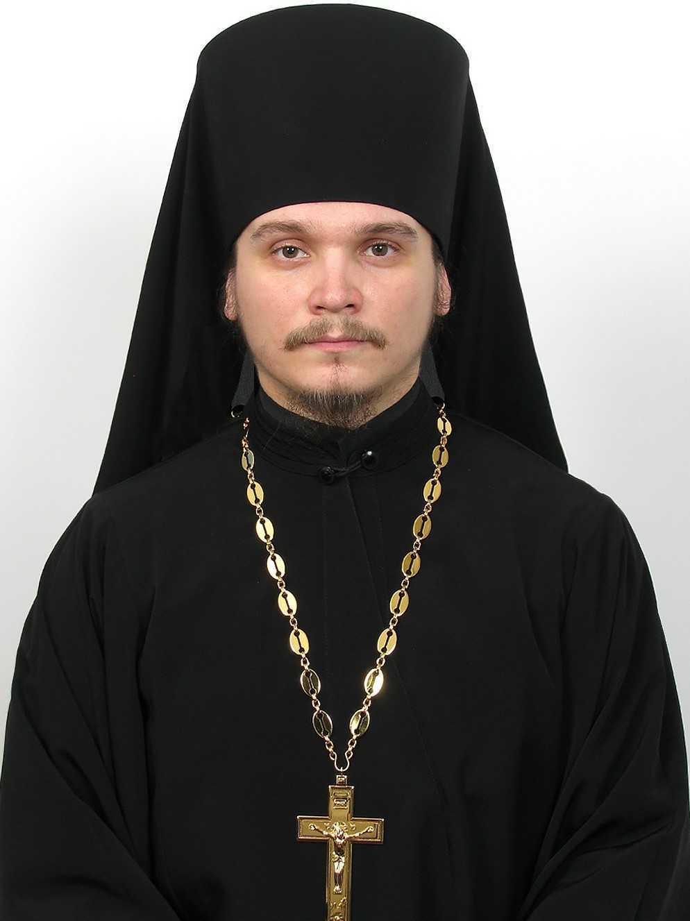 Иеромонах Иларион (Хроль)
