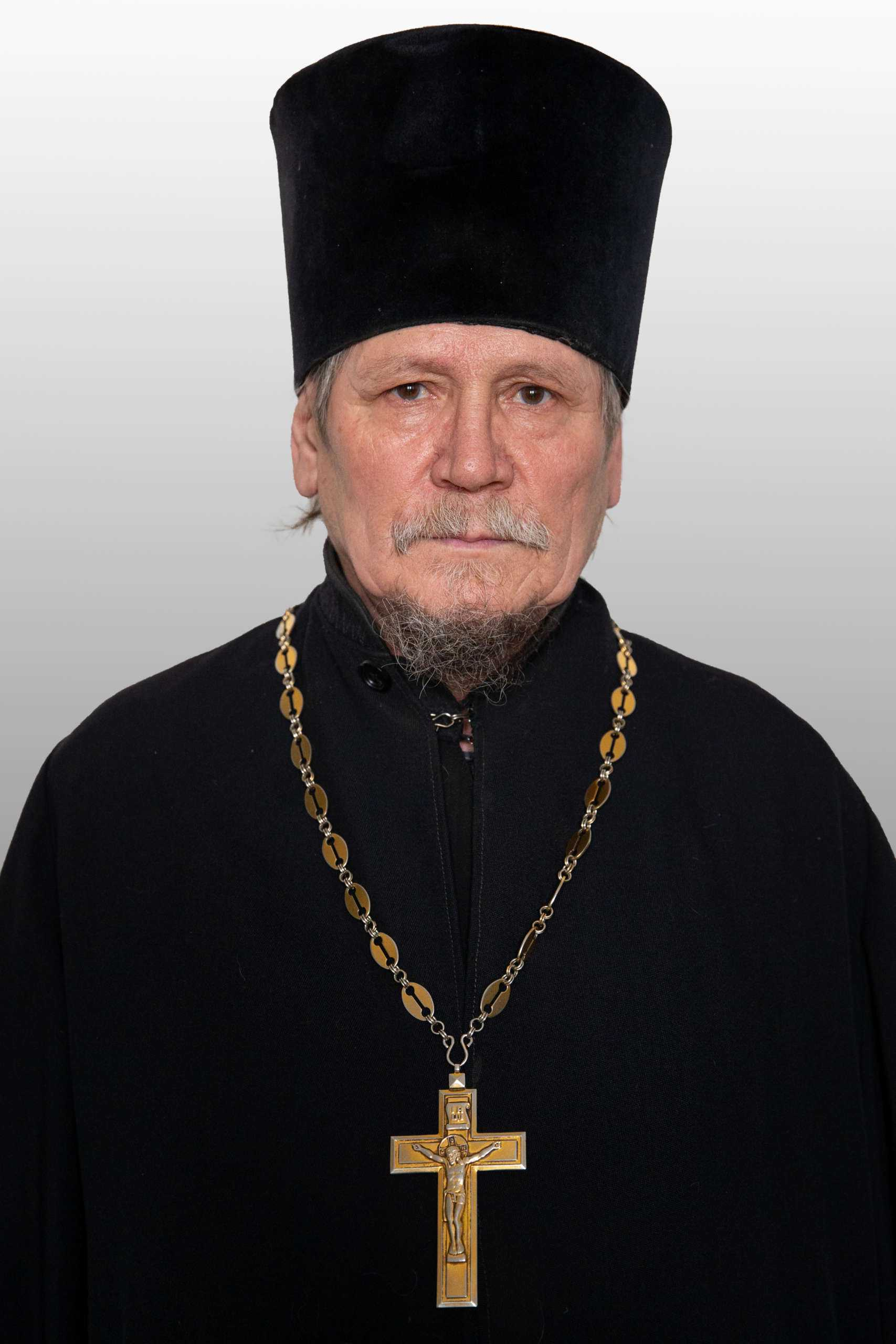Иерей Николай Семенов