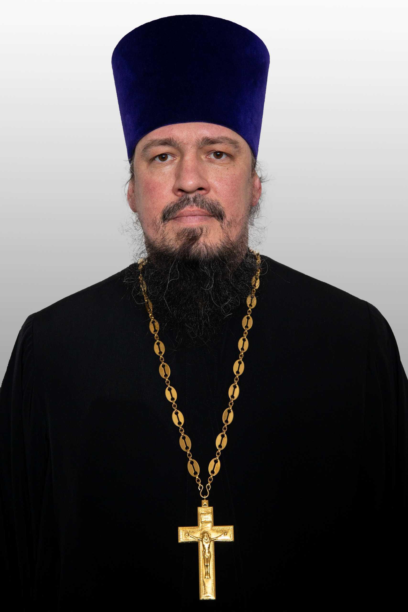 Протоиерей Роман Карпов