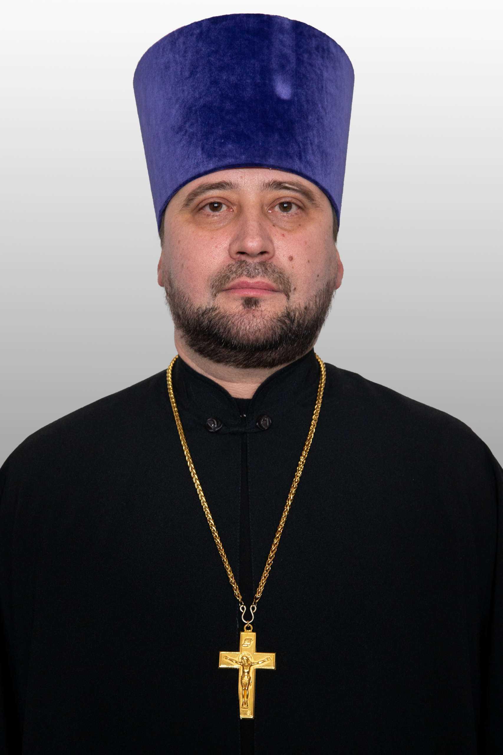 Протоиерей Василий Матулин