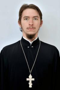 Иерей Роман Солодко
