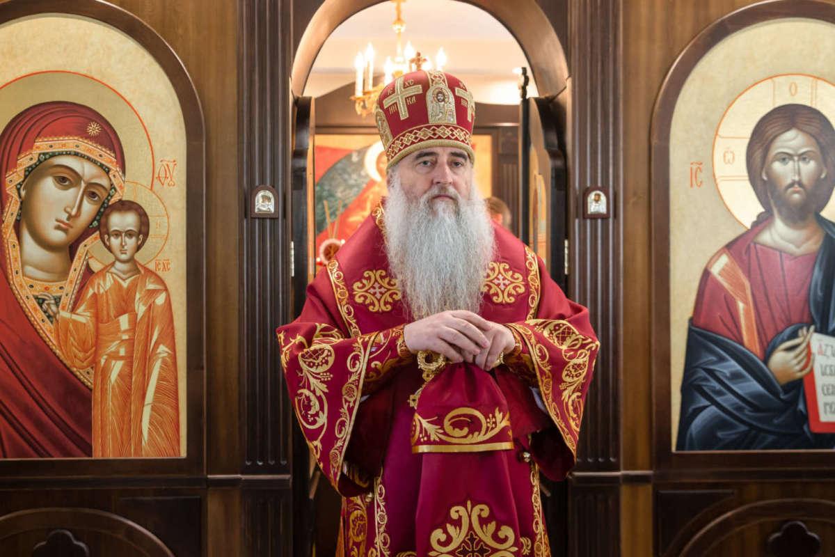 Поздравление Высокопреосвященнейшего Лонгина, Митрополита Симбирского и Новоспасского, с Днем Победы