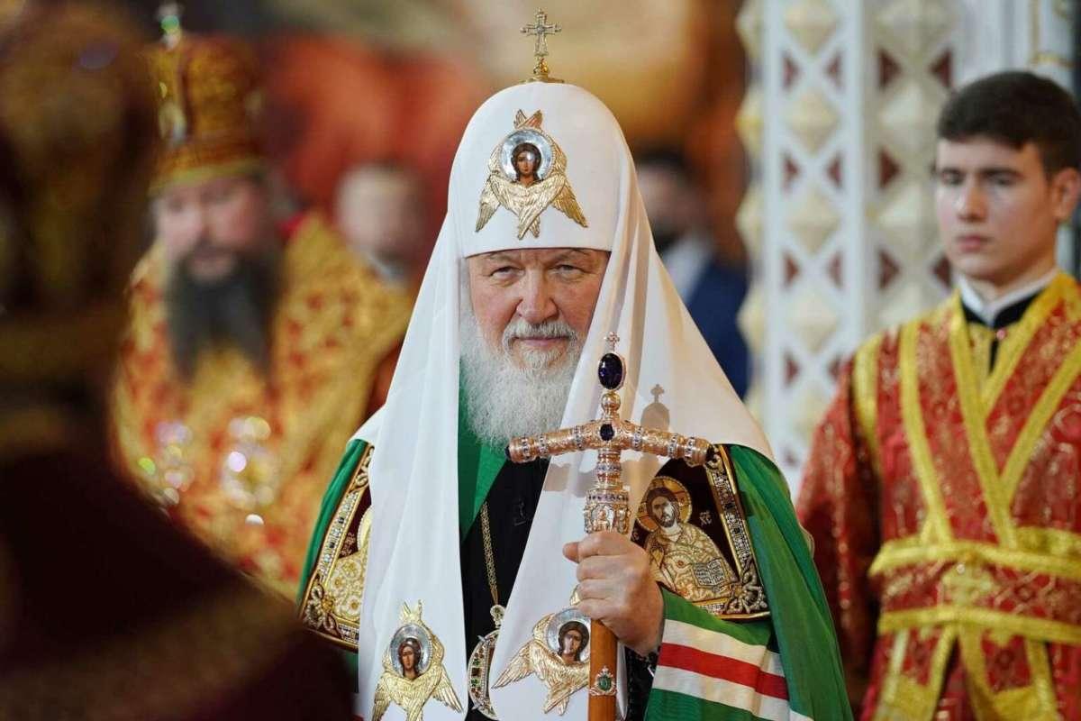 Святейший Патриарх Кирилл о Церковной, семейной и общественной жизни