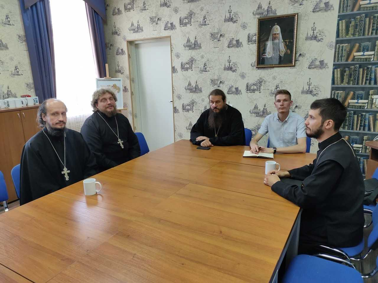 Состоялось заседание Совета молодежного отдела Симбирской епархии