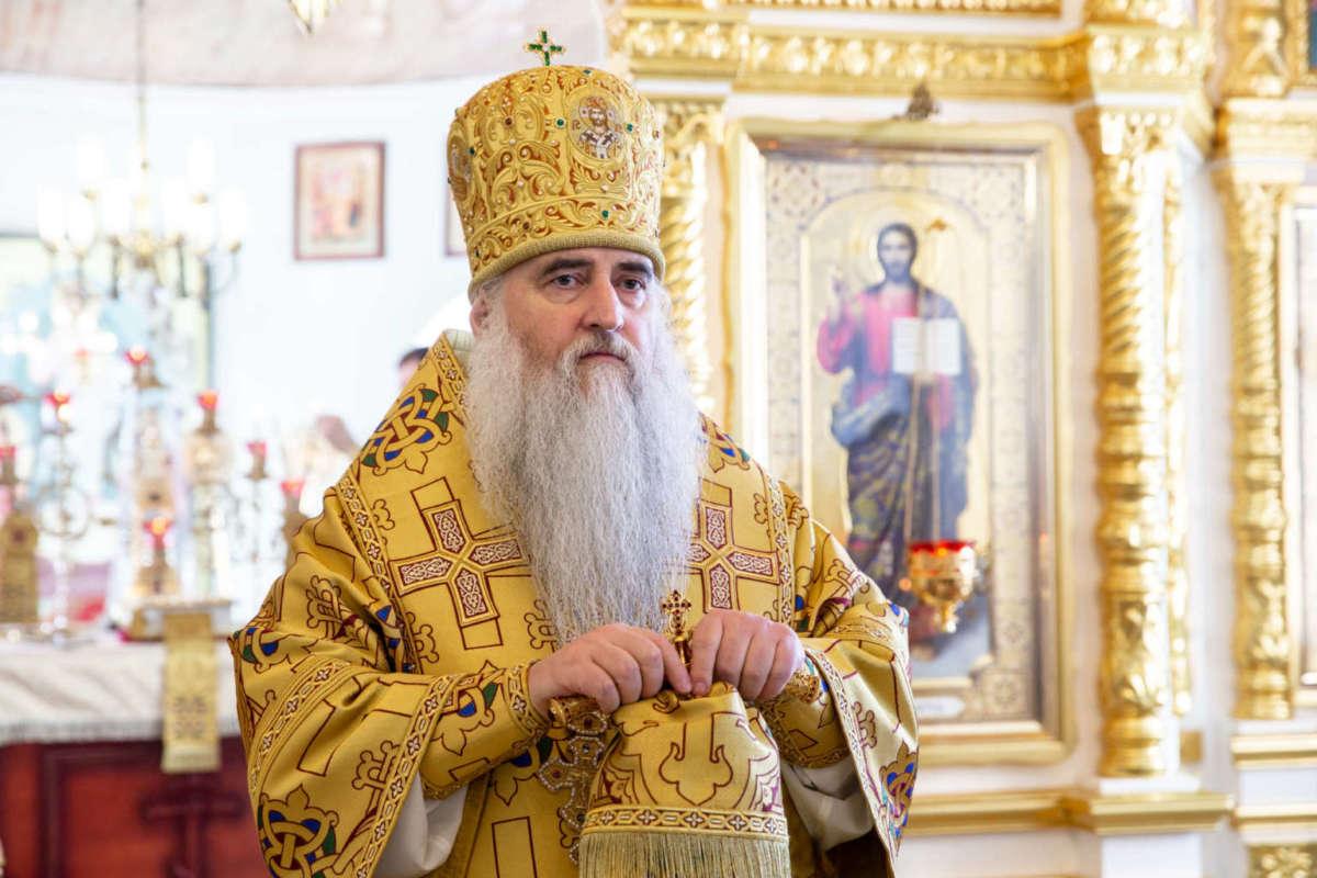 Поздравление Высокопреосвященнейшего Лонгина, Митрополита Симбирского и Новоспасского, с Днем Крещения Руси