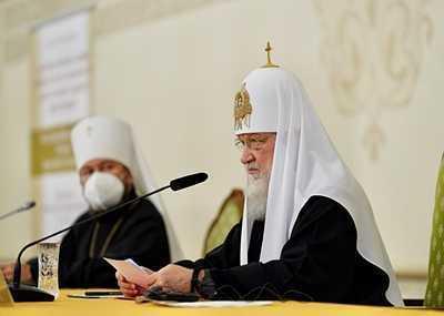 Слово на открытии конференции «Мировое Православие: первенство и соборность в свете православного вероучения»