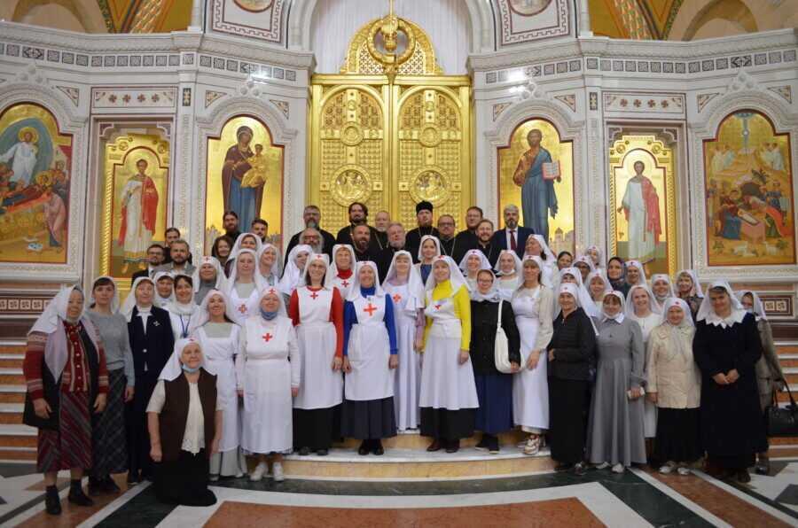 Представители епархии приняли участие в I Межрегиональном съезде сестер милосердия в Калининграде